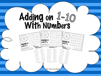 Adding on With Numbers 1-10