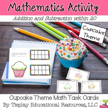 Adding or Subtracting Math Within 20