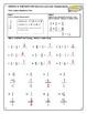 Adding or Subtracting fractions with Unlike Denominators worksheet