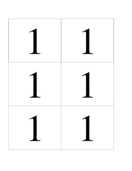 Adding to 10 - Running Game