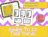 Adding to 10 Task Cards