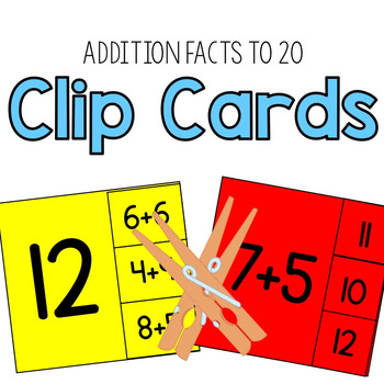 Adding to 20 Clip Cards