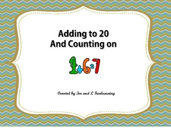 Adding to 20 - Counting On