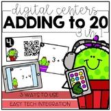 Adding to 20 - Digital Centers