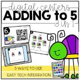 Adding to 5 - Digital Centers