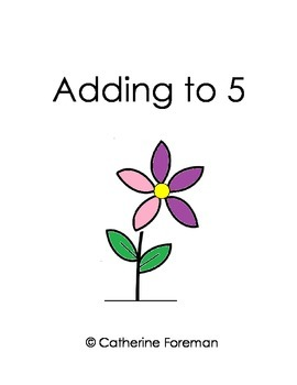 Adding to 5 Flower