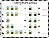 Adding to 5 with Bumble Bees
