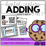 Adding to Make 10 - Digital Centers