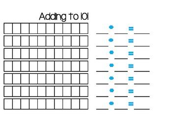 Adding to ten! 10