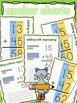 Adding two 2-digit numbers with and without regrouping; posters and drill pages