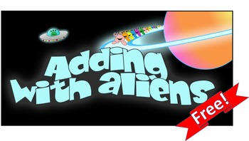 Adding with Aliens (Free Fun Videoclips for First Grade 1.OA.A.1)