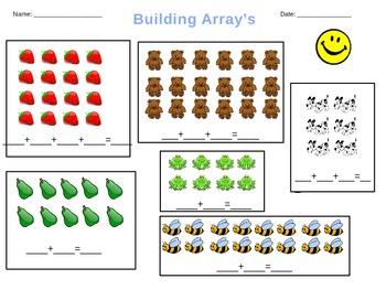 Adding with Arrays