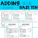 Adding with Base Ten Blocks
