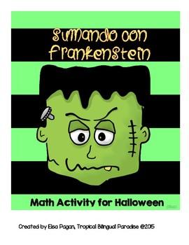Adding with Frankenstein
