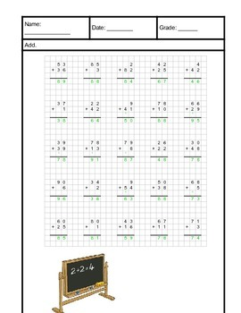 Adding with Grid
