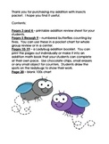 Adding with Insects