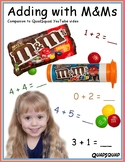 Learn to Add with M&M's - Video Companion