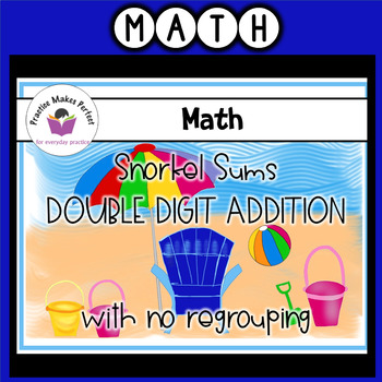 Adding with No Regrouping and Adding with Regrouping Games
