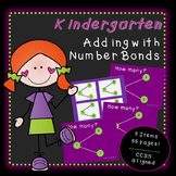 Adding with Number Bonds  (Kindergarten)
