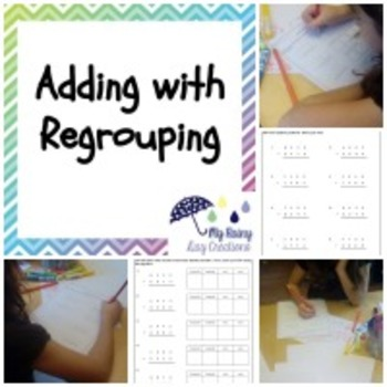 Adding with Regrouping Intervention