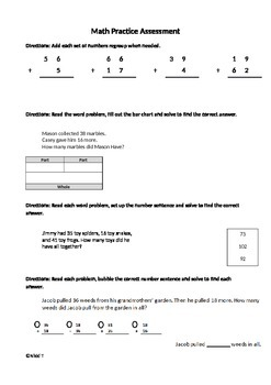 Adding with Regrouping Unit