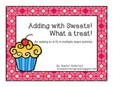 Adding with Sweets! Multiple Combinations of 9-12