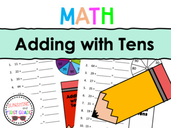 Adding with Tens