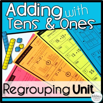 Adding with Tens and Ones Unit