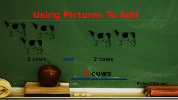 Adding with pictures