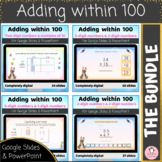 Adding within 100 Bundle First grade multiple of 10 two di