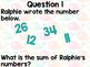 Adding within 100 (Double Digit) Morning Review Questions