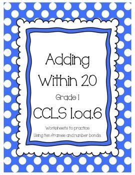 Adding within 20