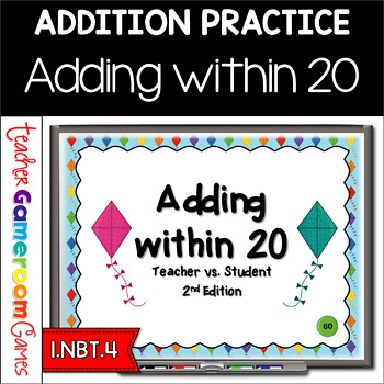 Adding  within 20 PPT Game - 2nd Edition