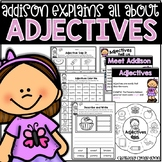 Adjectives Activities Distance Learning Home School Indepe