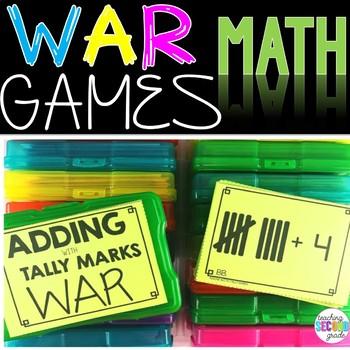 Tally Marks Activities