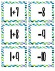 Addition 0-12 Flash Cards with Answers
