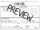 Addition 0-5 Work Mat