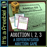 Addition 1, 2, 3:  A Differentiated Addition and Subtracti
