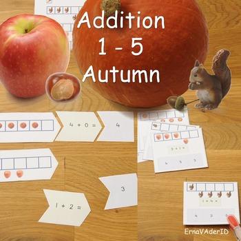 Addition 1 - 5 Autumn