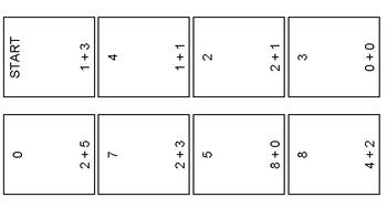 Addition (1 digit) Puzzles