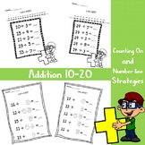 Addition 10-20 - Two strategies