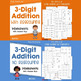 2, 3, 4 Digit Addition Worksheets, Includes Adding With Regrouping and More