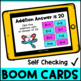 Addition Activity with Clothespins: Addition Facts Math Clip Cards