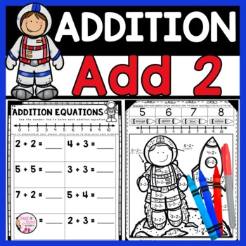 Addition Fact Power Add by 2