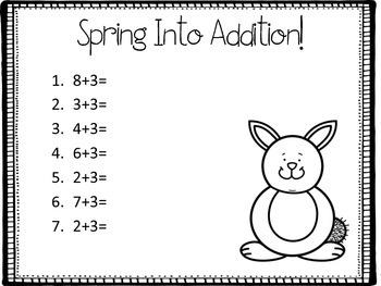 Addition!