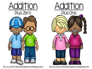 Addition Math Centers Six Quick and Easy to Prep Addition Center Games