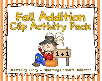 Addition ~ Fall Theme