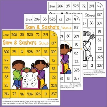 Addition with 2 and 3 Digit Numbers (with regrouping)