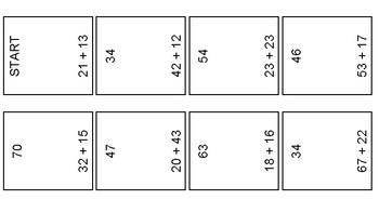 Addition (2 digit) Puzzles