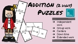 Addition (2 digit) Puzzles